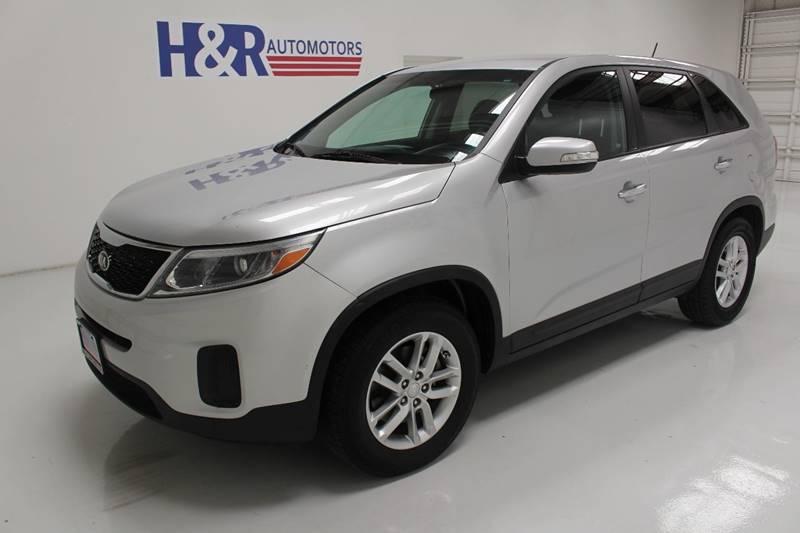 2014 Kia Sorento LX 4dr SUV - San Antonio TX