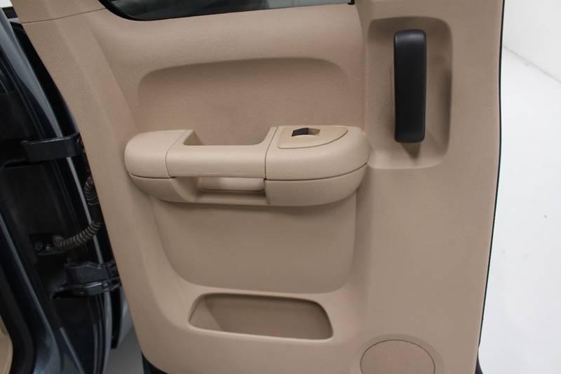 2012 Chevrolet Silverado 1500 4x4 LT 4dr Extended Cab 6.5 ft. SB - San Antonio TX