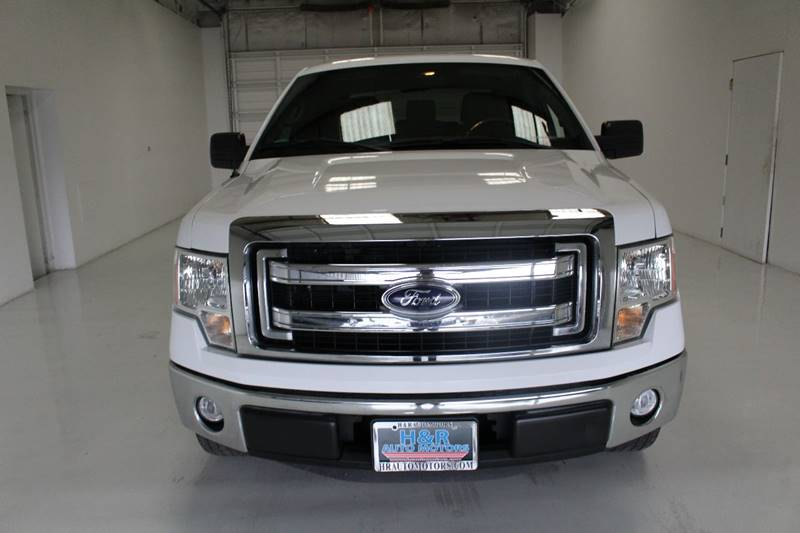 2014 Ford F-150 4x2 XLT 4dr SuperCrew Styleside 5.5 ft. SB - San Antonio TX