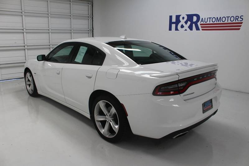 2016 Dodge Charger R/T 4dr Sedan - San Antonio TX