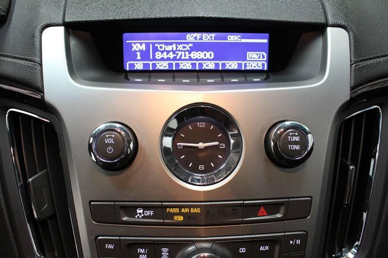 2013 Cadillac CTS 3.0L Luxury 4dr Sedan - San Antonio TX