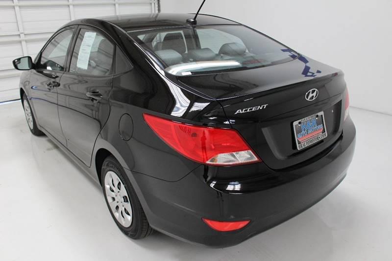 2015 Hyundai Accent GLS 4dr Sedan - San Antonio TX