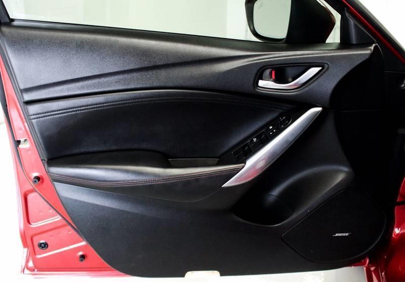 2014 Mazda MAZDA6 i Grand Touring 4dr Sedan - San Antonio TX