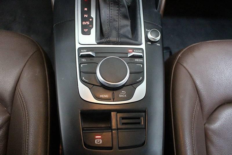 2015 Audi A3 1.8T Premium 4dr Sedan - San Antonio TX