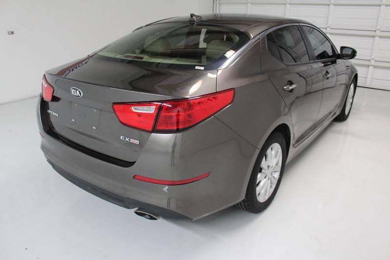 2015 Kia Optima EX 4dr Sedan - San Antonio TX