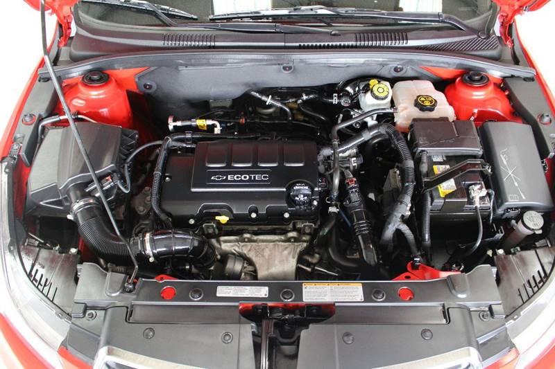 2015 Chevrolet Cruze 2LT Auto 4dr Sedan w/1SH - San Antonio TX