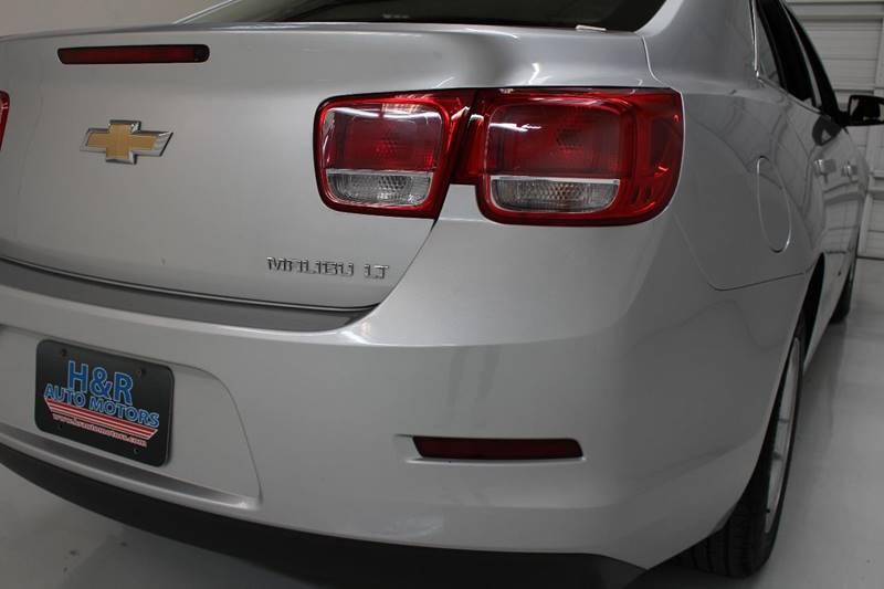 2016 Chevrolet Malibu Limited LT 4dr Sedan - San Antonio TX