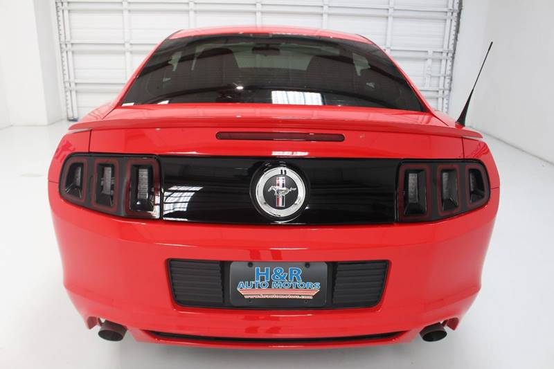 2013 Ford Mustang V6 2dr Coupe - San Antonio TX
