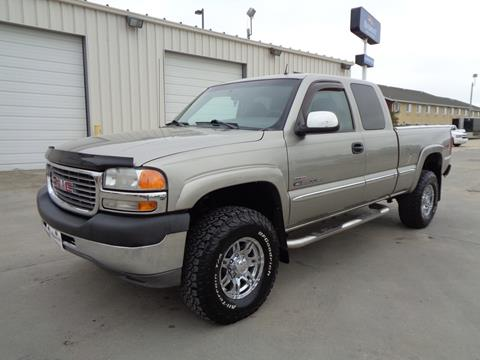 2002 GMC Sierra 2500HD for sale in Fort Dodge, IA