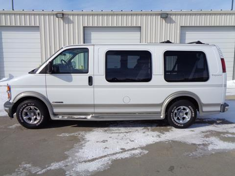 2001 Chevrolet Express Cargo for sale in Fort Dodge, IA