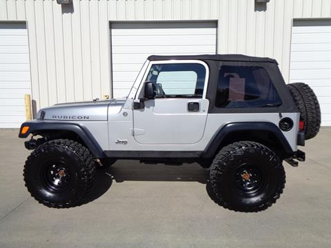 2006 Jeep Wrangler for sale in Fort Dodge, IA
