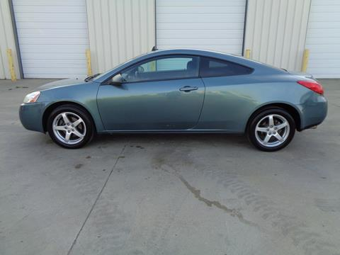 2009 Pontiac G6 for sale in Fort Dodge, IA