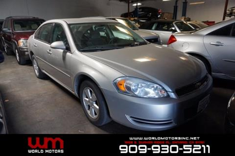 2007 Chevrolet Impala for sale in Ontario, CA