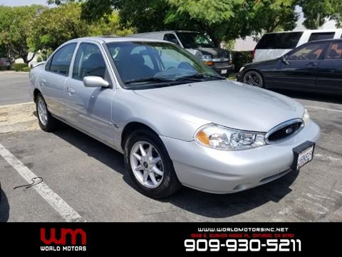 2000 Ford Contour For Sale In Clarksville Tn Carsforsale