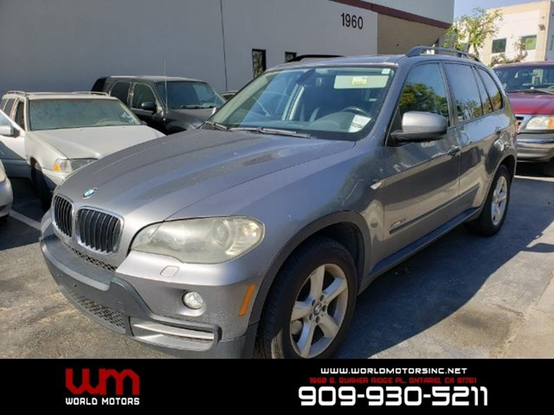 2009 BMW X5 xDrive30i AWD