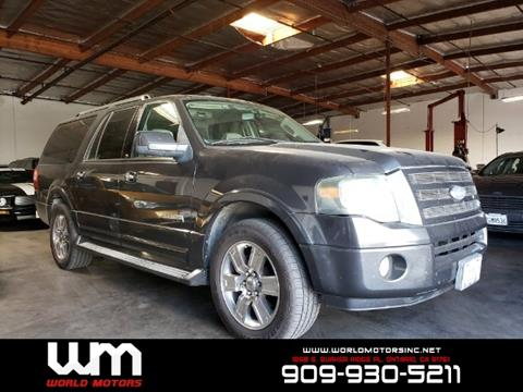 2007 Ford Expedition EL for sale in Ontario, CA