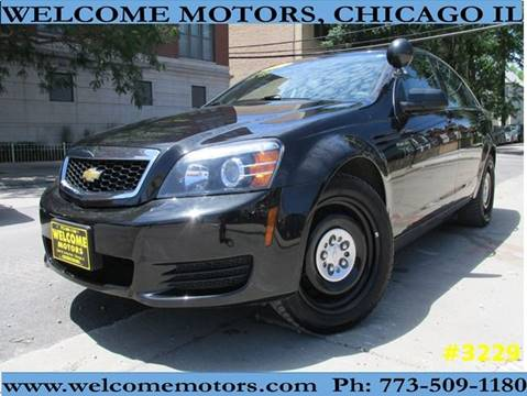 2015 Chevrolet Caprice for sale in Chicago, IL