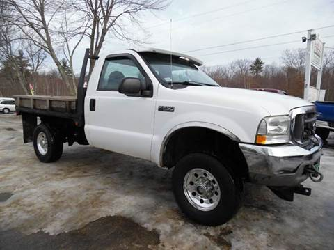 2004 ford f 250 for sale in new hampshire for Lewis motor sales brentwood nh