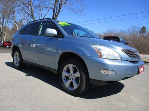 Lexus rx 330 for sale in new hampshire for Lewis motor sales brentwood nh