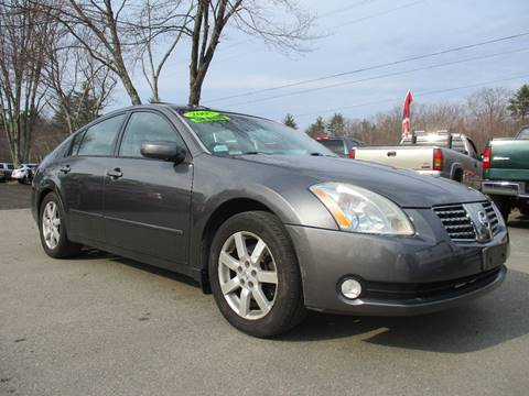 2005 nissan maxima for sale in baton rouge la for Lewis motor sales brentwood nh