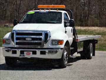 2007 Ford F-650 for sale at Early & Sons Sales in Kingston NH