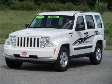 2009 Jeep Liberty for sale at Early & Sons Sales in Kingston NH