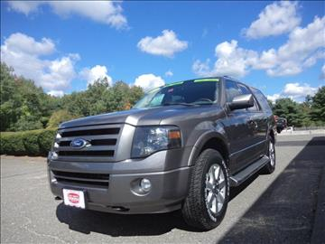 2010 Ford Expedition for sale at Early & Sons Sales in Kingston NH