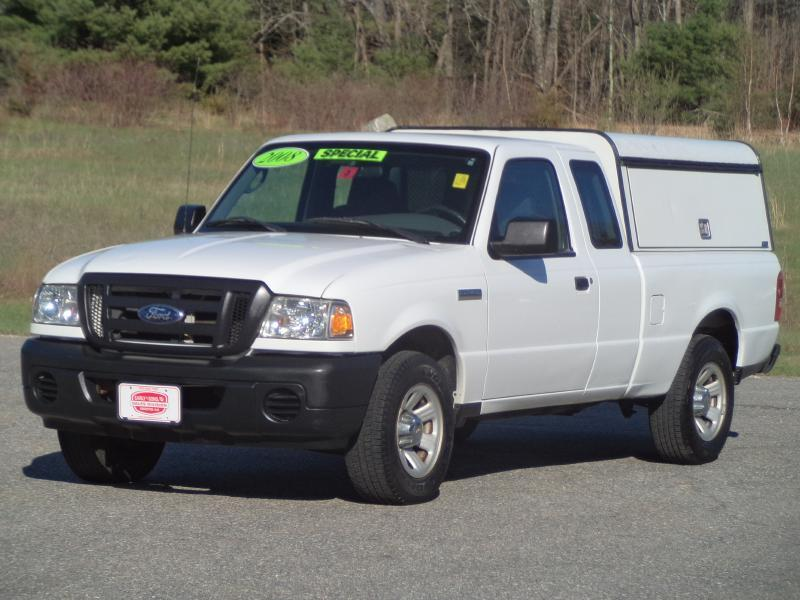 2008 Ford Ranger for sale at Early & Sons Sales in Newton NH