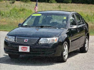 2007 Saturn Ion for sale at Early & Sons Sales in Kingston NH