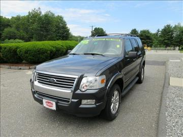 2010 Ford Explorer for sale at Early & Sons Sales in Kingston NH