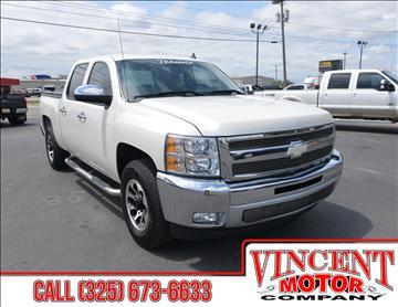 Chevrolet trucks for sale abilene tx for Vincent motor company abilene tx