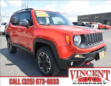 Jeep for sale in abilene tx for Vincent motor company abilene tx