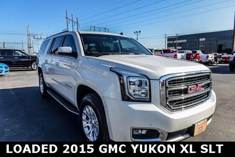 2015 GMC Yukon XL for sale in Abilene, TX