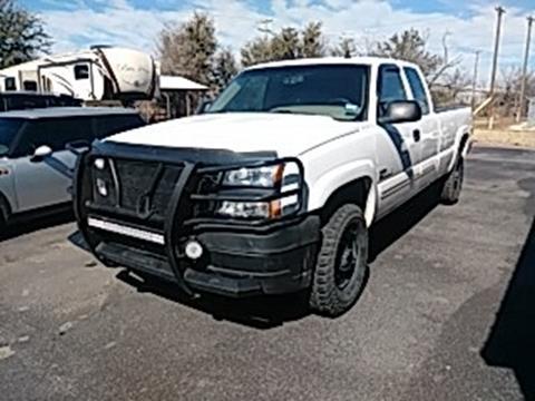 Chevrolet silverado 2500 for sale in abilene tx for Vincent motor company abilene tx