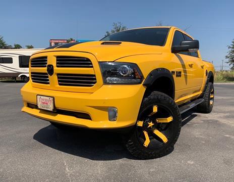 2016 RAM Ram Pickup 1500 for sale in Abilene, TX