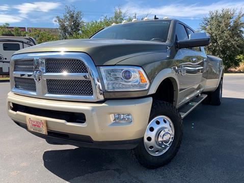 2013 RAM Ram Pickup 3500 for sale in Abilene, TX