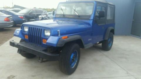 1994 Jeep Wrangler for sale in Denver, CO