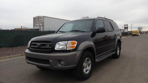 2002 Toyota Sequoia for sale in Denver, CO