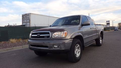 2000 Toyota Tundra for sale in Denver, CO