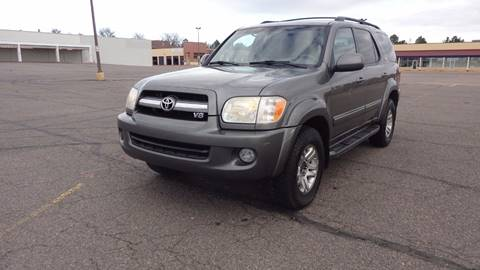 2005 Toyota Sequoia for sale in Denver, CO