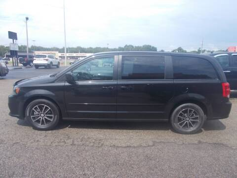 2017 Dodge Grand Caravan for sale at West TN Automotive in Dresden TN