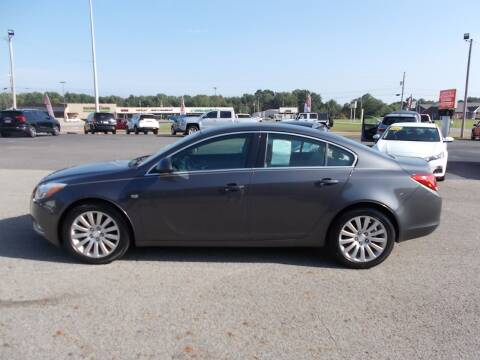 2011 Buick Regal for sale at West TN Automotive in Dresden TN