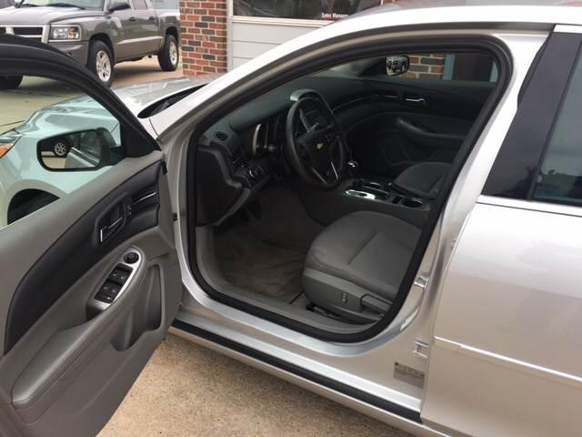 2015 Chevrolet Malibu LS Fleet 4dr Sedan - Columbus NE