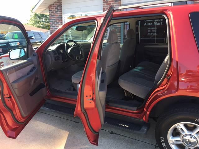 2004 Ford Explorer 4dr XLT 4WD SUV - Columbus NE