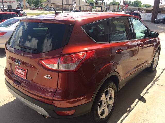 2014 Ford Escape AWD SE 4dr SUV - Columbus NE