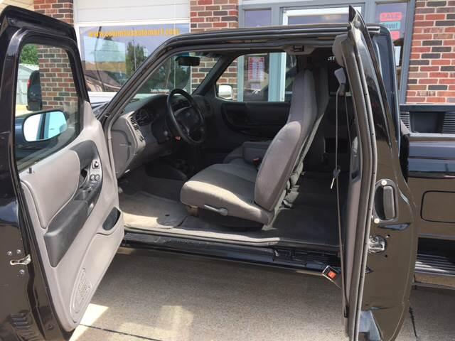 2002 Ford Ranger 4dr SuperCab XLT 4WD SB - Columbus NE