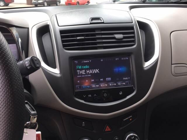 2015 Chevrolet Trax AWD LS 4dr Crossover w/1LS - Columbus NE