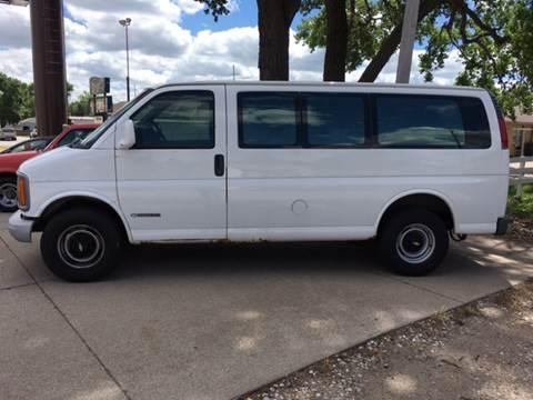 2000 Chevrolet Express Passenger