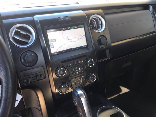 2014 Ford F-150 4x4 FX4 2dr Regular Cab Styleside 6.5 ft. SB - Columbus NE