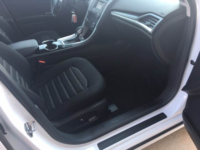 2016 Ford Fusion SE 4dr Sedan - Columbus NE
